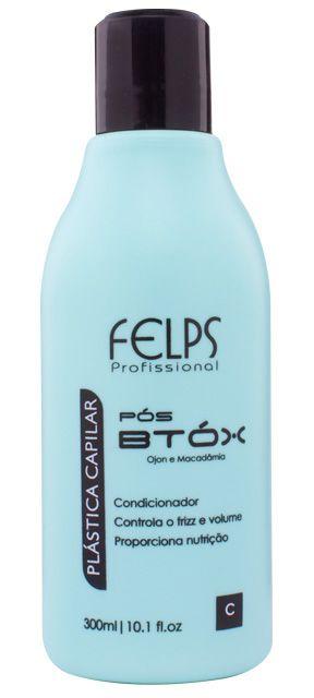 Felps Plástica Capilar Pós BTOX Condicionador - 300ml