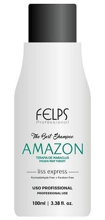 Felps Amazon The Best Shampoo que Alisa - 100ml