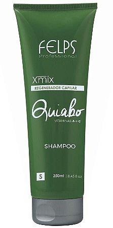 Felps Quiabo Xmix Shampoo Regenerador Capilar - 250ml