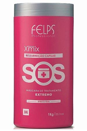 Felps SOS Xmix Máscara de Tratamento Extremo - 1kg