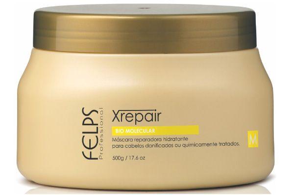 Felps Xrepair Bio Molecular Máscara Reparadora - 500g