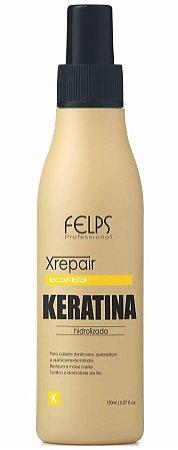 Felps Xrepair Reconstrutor Keratina Hidrolizada - 150ml
