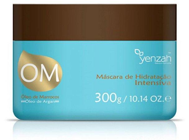 Yenzah OM Óleo de Marrocos Máscara de Hidratação Intensiva - 300g