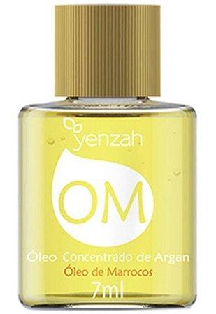 Yenzah OM Óleo de Marrocos Tratamento Intensivo Óleo Concentrado de Argan - 7ml