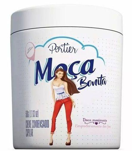 Portier Gourmet Moça Bonita - Creme Condensado Capilar - 500g