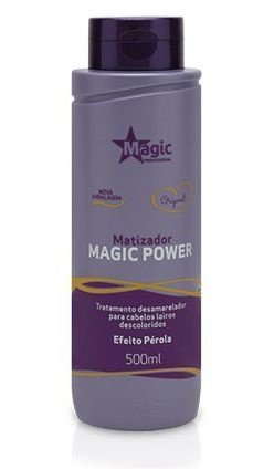 Magic Color Power Matizador Efeito Pérola - 500ml