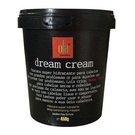 Máscara Super Hidratante Dream Cream Lola - 450g