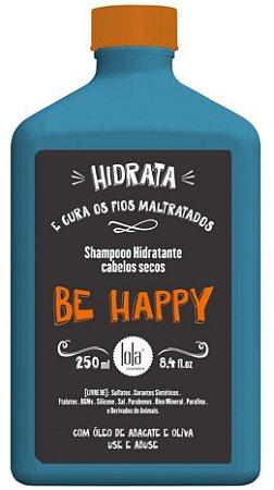Shampoo Lola Be Happy Cabelos Secos - 250ml