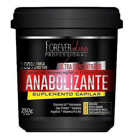 Forever Liss - Anabolizante Capilar Ultra Concentrado - 240g