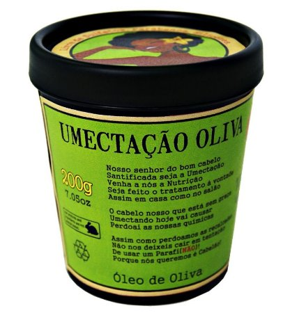 Umectação Oliva Lola - 200g
