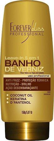 Banho de Verniz Leave-in Forever Liss - 150g