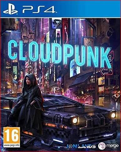 cloudpunk ps4 midia digital