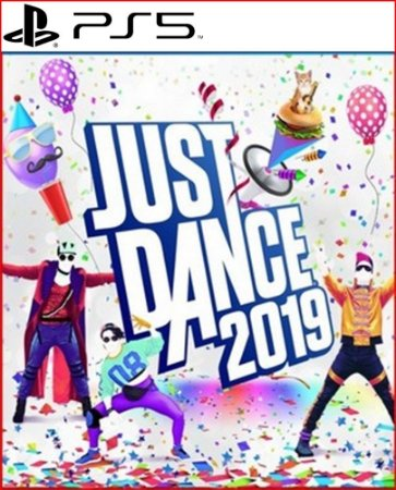 JUST DANCE 2019 PlayStation 5 PSN MÍDIA DIGITAL