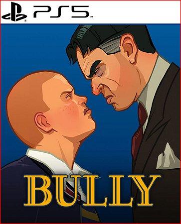 bully ps5 mídia digital