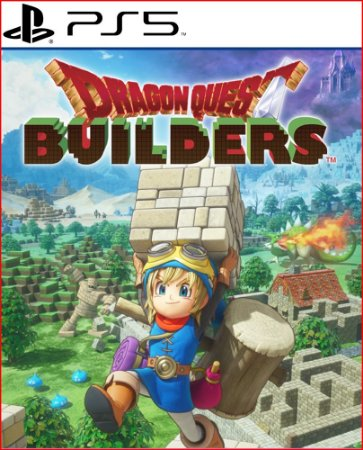 dragon quest builders ps5 psn mídia digital