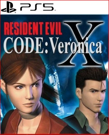 Resident Evil Code Veronica X PS5 PSN MÍDIA DIGITAL