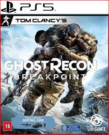 Ghost Recon: Breakpoint ps5 psn mídia digital