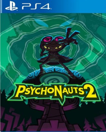 Psychonauts 2 PS4 MIDIA DIGITAL