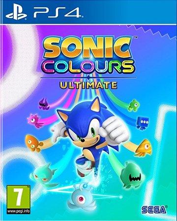 Sonic Colors Ultimate PS4 MIDIA DIGITAL