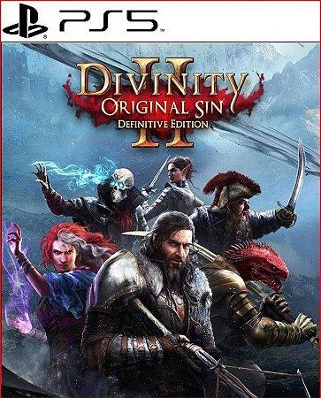 Divinity Original Sin 2 Definitive Edition Ps5 Mídia Digital