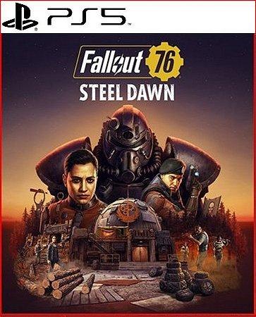 Fallout 76 Ps5 Mídia Digital