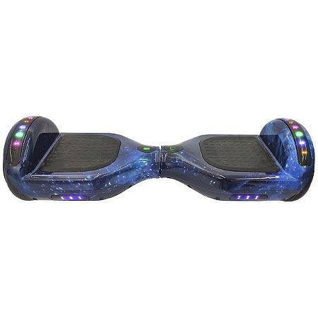 Hoverboard Skate Elétrico Azul Escuro