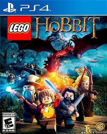 lego o hobbit ps4 mídia digital