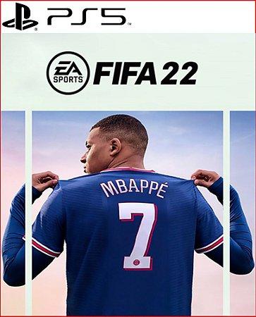 FIFA 22 ps5 psn mídia digital  ( Retrocompatibilidade )