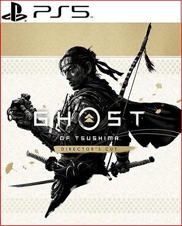 Ghost of Tsushima VERSÃO DO DIRETOR para ps5 psn mídia digital