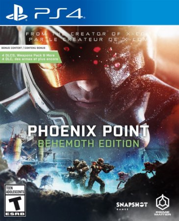 Phoenix Point ps4 midia digital psn
