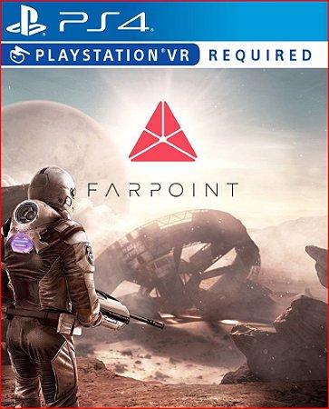 FARPOINT PS4 | PORTUGUÊS - MÍDIA DIGITAL PSN