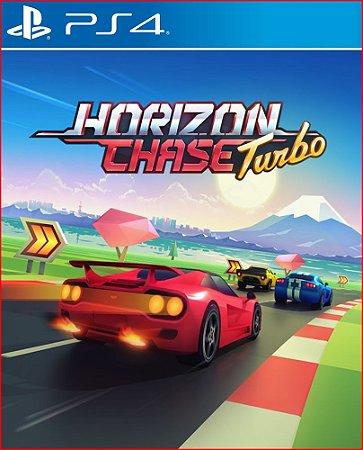 HORIZON CHASE TURBO PS4 PORTUGUÊS - MÍDIA DIGITAL PSN