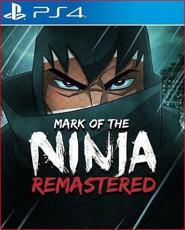 MARK OF THE NINJA REMASTERED PS4 MÍDIA DIGITAL