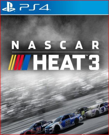 NASCAR HEAT 3 PS4 MÍDIA DIGITAL
