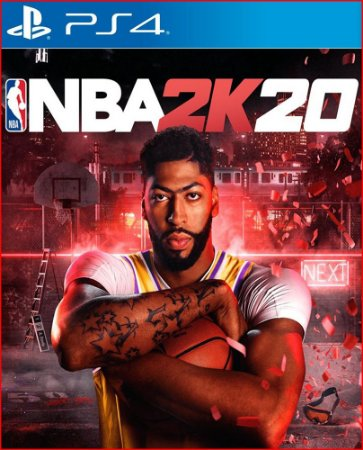 NBA 2K20 PS4 MÍDIA DIGITAL