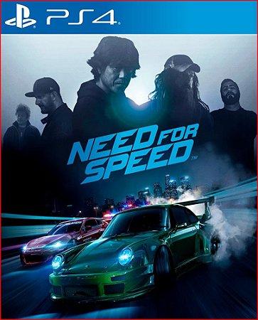 Need for Speed ps4 mÍdia digital promoção