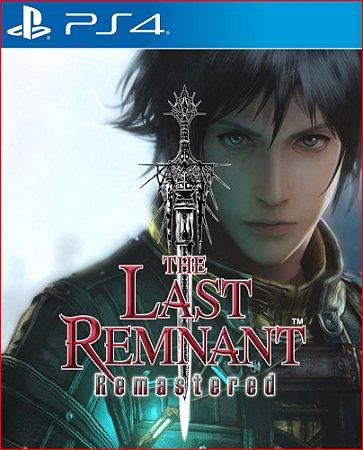 The last remnant PS4 MÍDIA DIGITAL