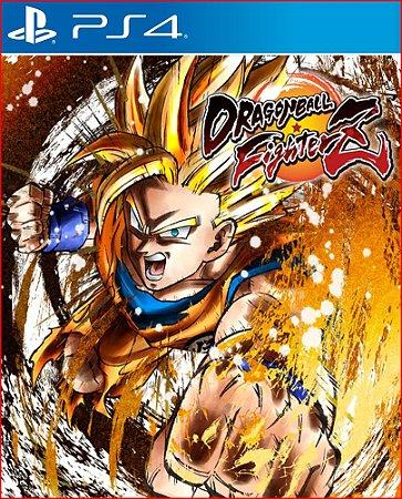 Dragon ball fighterz PS4 mídia digital psn