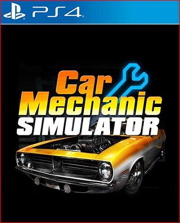 car mechanic simulator ps4 mídia digital