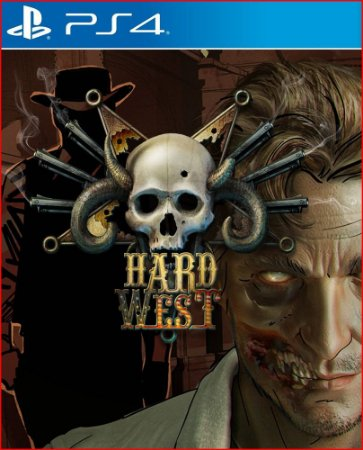 HARD WEST ULTIMATE EDITION PS4 | MIDIA DIGITAL