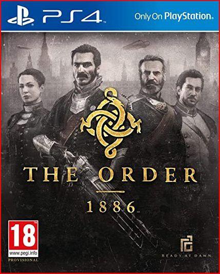 The order 1886 PS4 PSN MÍDIA DIGITAL