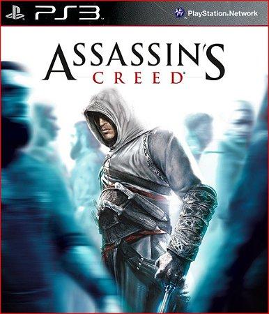 assassins creed ps3 psn mídia digital