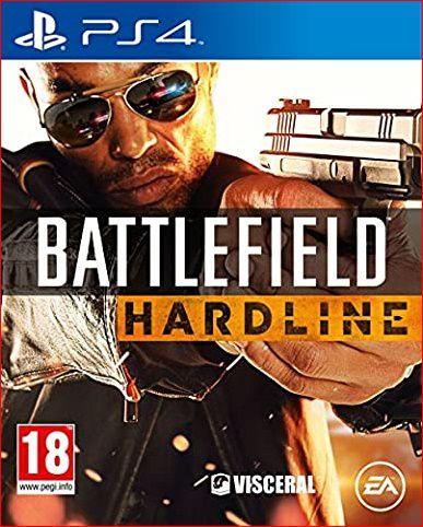battlefield hardline ps4 mídia digital