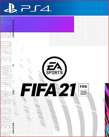 fifa 21 playstation 4 midia digital