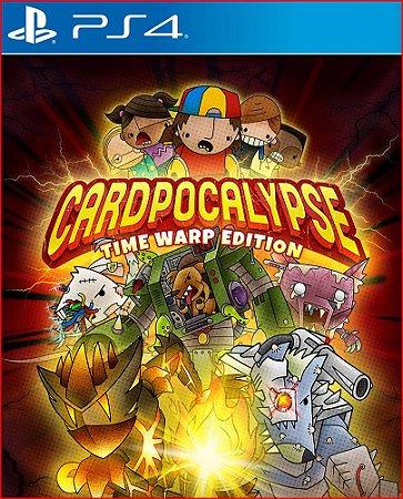 CARDPOCALYPSE TIME WARP EDITION PS4 MÍDIA DIGITAL