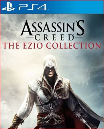 assassin's creed the enzio collection ps4 mídia digital