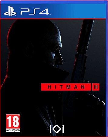 HITMAN 3 - Standard Edition ps4 psn mídia digital