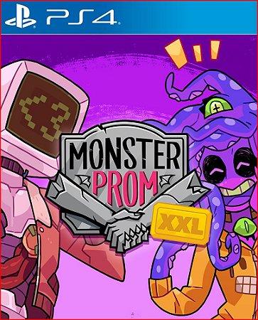 MONSTER PROM XXL PS4 MÍDIA DIGITAL