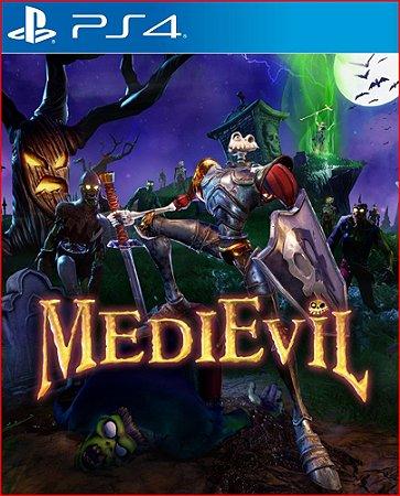 MEDIEVILL PS4 MÍDIA DIGITAL
