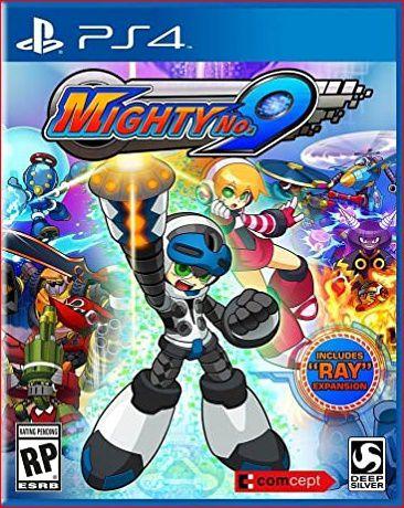 MIGHTY NO. 9 PS4 PSN MÍDIA DIGITAL